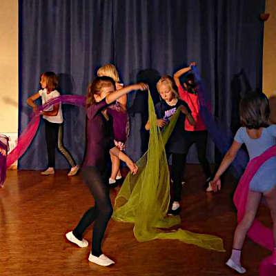 Grundschüler 1. - 2. Klasse @ Tanzpunkt Gommern