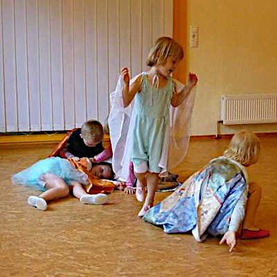 Tanzen für Vorschulkinder (ab 4 Jahre) immer montags @ Tanzpunkt Gommern